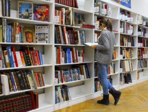Bibliotheken verwerten Bücher nach ihrer Veröffentlichung ein zweites Mal.