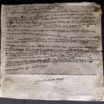 Geschichte des Schreibens: Spätmittelalter – Selbst schreiben