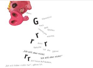 Experimentelle Typografie kann Stimmungen wiedergeben
