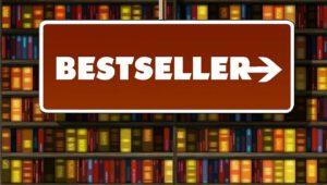 Die meisten Schrifsteller:innen finden ihre Bücher nicht im Bestseller-Regal